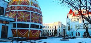 kolomia-Pysanka muzeum