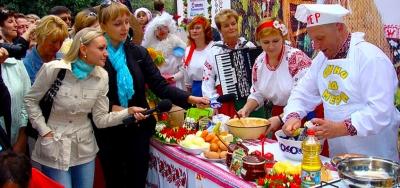 Feast of the deruns. Kiev - Korosten
