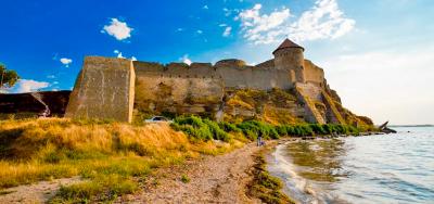 Waltornia Dunaju i Tango Dniestrowe. Odessa-Vilkovo-Belgorod-Dnestrovsky