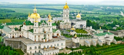 Golden tour. Easter in Ternopil and Pochaev Lavra