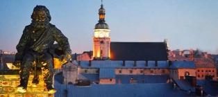 Lviv snacks. Lviv, castles and much more ...