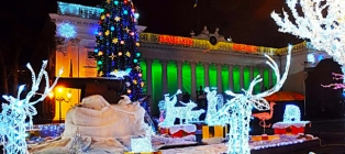 Просто хороший Новий рік в Одесі