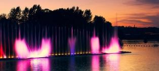 Mity i fontanny. Winnica - Uman