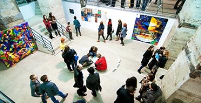 Najpopularniejsze galerie 5 w Charkowie