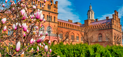Velvet tour. Chernivtsi - Kamenets-Podolsky - the valley of tulips