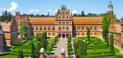 Бархатный тур. Черновцы - Каменец-Подольский - долина тюльпанов