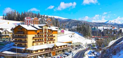Nowy Rok Bukovel. Nowy Rok w sercu Karpat