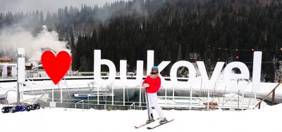 Boże Narodzenie Bukovel. Boże Narodzenie w sercu Karpat