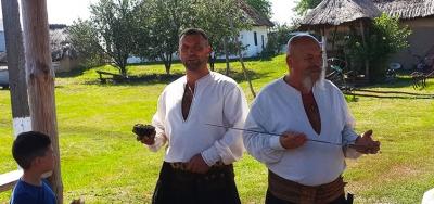 Day of Cossacks in the Cossack Farm in Galushkovka