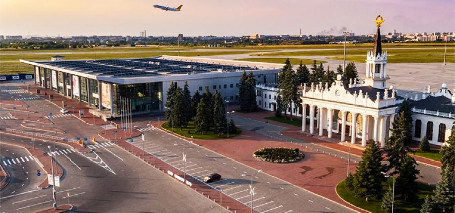 Будні аеропорту. Аеродром & quot; Харків & quot; - Коротич