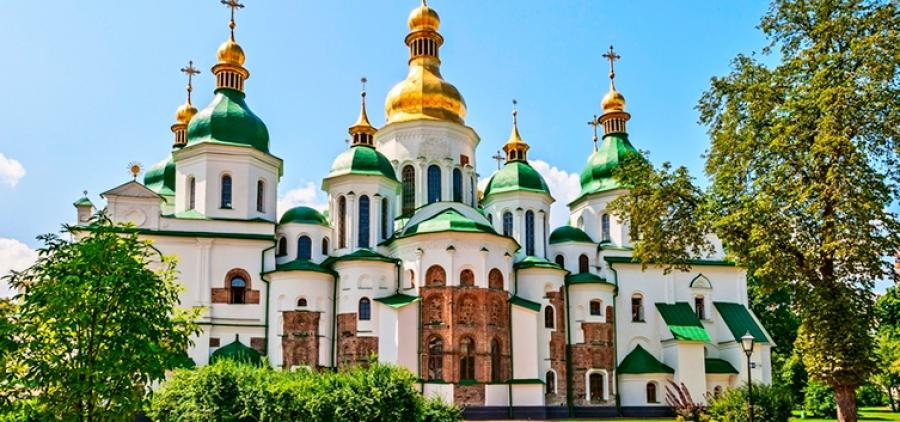 киев фото софийский собор