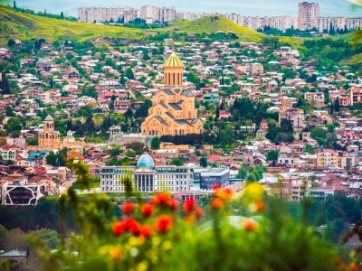 May in Tbilisi - Aviatur