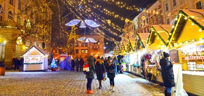 Різдвяна містерія. Тур на Різдво до Львова