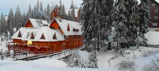 Winter High Carpathians. Vorokhta - Yaremche - Bukovel - Yasinya