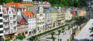 Czech Republic. Karlovy Vary