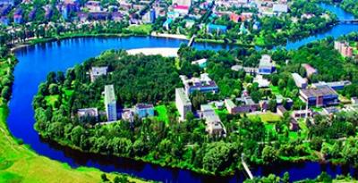 Ukrainian Baden-Baden. Mirgorod on the May holidays