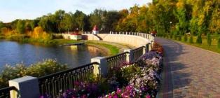 Ukraiński Baden-Baden. Mirgorod