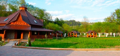 Black Tisza. Rest in the Carpathians