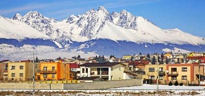 Carpathians and Tatras. Transcarpathia - Slovakia - Hungary