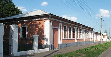Museum of Sadib Dragomirov Konotop 3