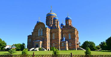 Nativity Virgin Monastery Kozelshchina