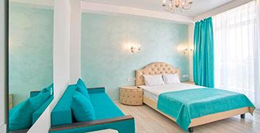 Valletta Koblevo DeLaVita Standard Room 1