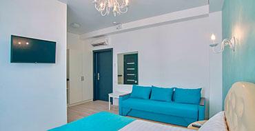 Valletta Koblevo DeLaVita Standard Room 2
