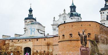 Bosonogi klasztor karmelitów 2