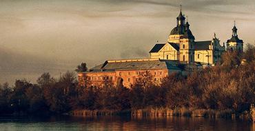 Bosonogi klasztor karmelitów 3