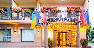 Lwów Eurohotel 1