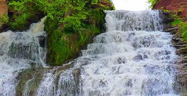 dzhurinskiy vodospad 1