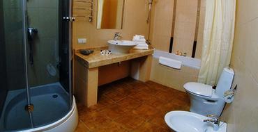 Delux bath room