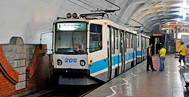 Krivoy rog tram