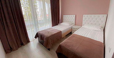 Valletta Koblevo Vallen Park Double Room 2