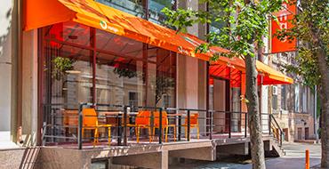 Отдых в Одессе. Отель Orange 3*