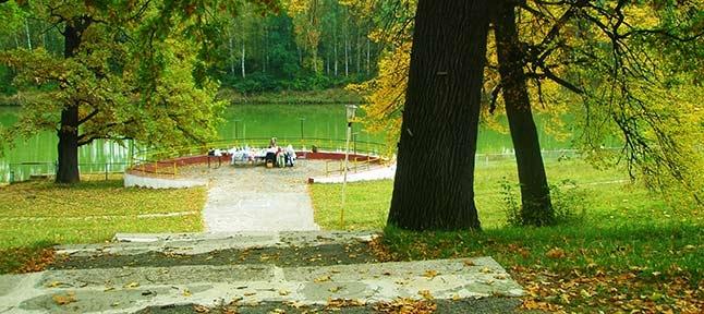 """Recreation center """"Nesterenki"""""""