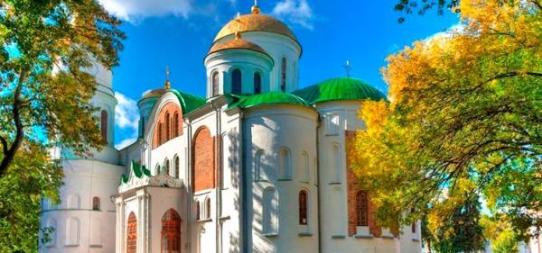 Savior Transfiguration Cathedral, Chernigov