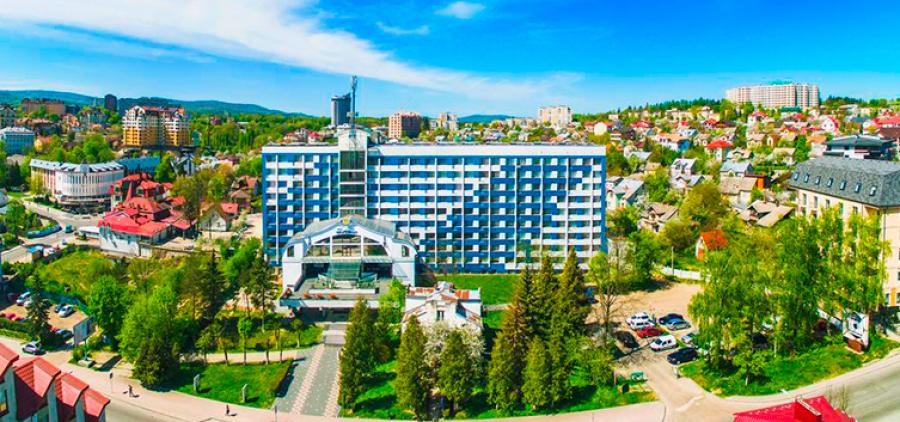 MEGA-tour to Truskavets. 7 days of rest in the Carpathians
