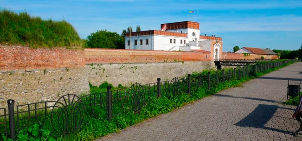 Castle in Dubno