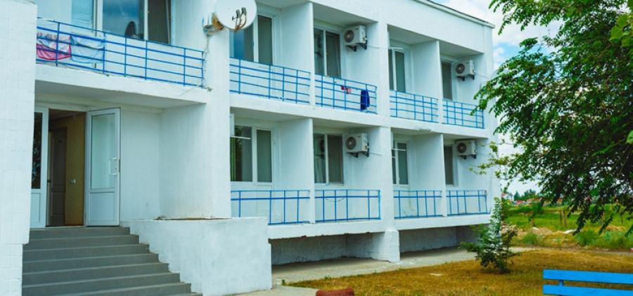 """Koblewo z Charkowa. Park Hotel """"Cypress"""""""