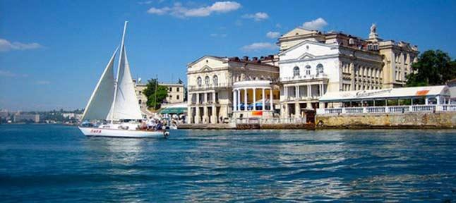 Sea soul. Sevastopol