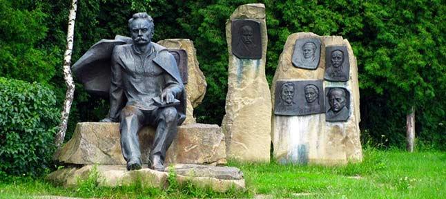 Drogi Kamenyar. Lwów - Nagaczicze - Drogobycz