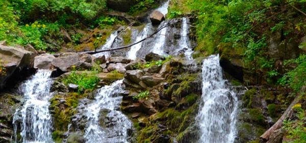 The Trufaniec Falls