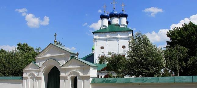 Starożytne miasto Rosji. Putivl
