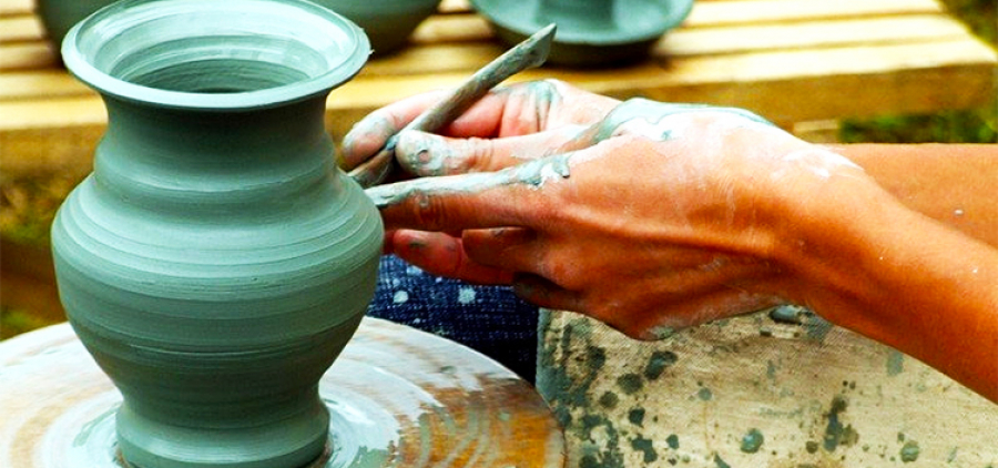 The capital of Ukrainian ceramics. Oposhna - Poltava