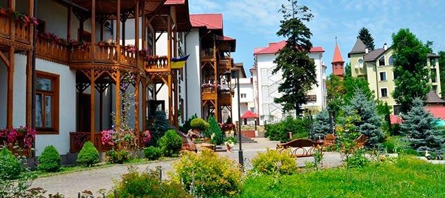 Carpathian pleasure. Lviv - Truskavets - Skhidnytsya