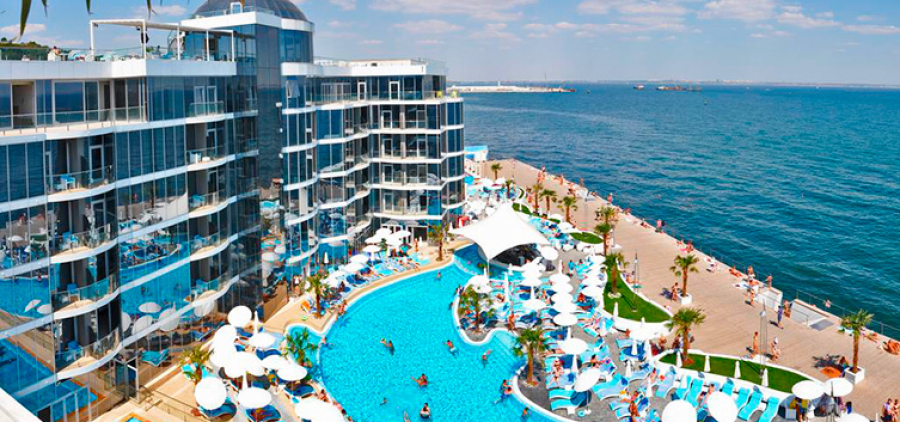 Odessa. NEMO Hotel Resort & SPA 5 *