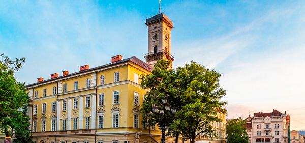 Львівська Ратуша