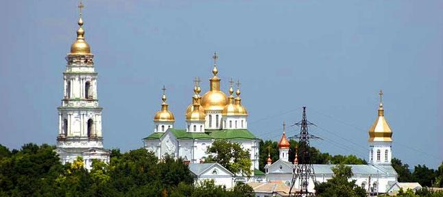Хрестовоздвиженський монастир, м Полтава