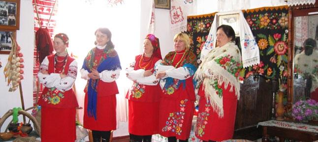 Museum of the Ukrainian wedding, p. The Great Castle